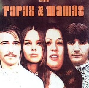The Papas & The Mamas - Image: Cover papas and mamas