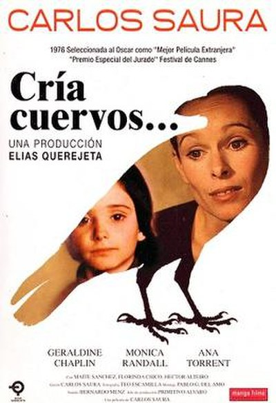 Picture of a movie: Cría Cuervos