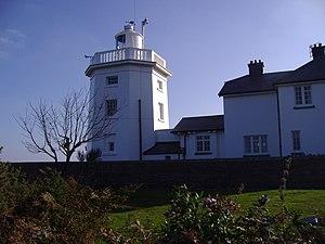 Cromer Lighthouse - Image: Cromer Lighthouse 23rd Oct 2007 (2)