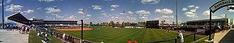 Charlotte Sports Park - Image: Csp panorama 1