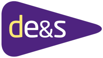 Defence Equipment and Support - Image: DE&S logo