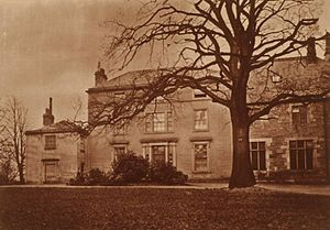 Thomas Hopkirk - Dalbeth House, where Thomas was born.