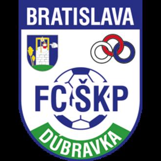 FK ŠKP Inter Dúbravka Bratislava - Image: Dc skp dubravka