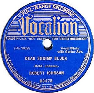 Dead Shrimp Blues - Image: Dead Shrimp Blues single cover