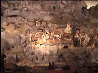 Diorama (Efteling) in Efteling amusement park