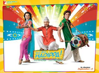 <i>Dil Bole Hadippa!</i> 2009 film by Anurag Singh