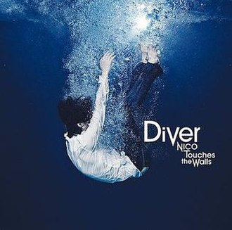 Diver (Nico Touches the Walls song) - Image: Divercovernico