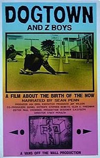 <i>Dogtown and Z-Boys</i> 2001 film by Stacy Peralta