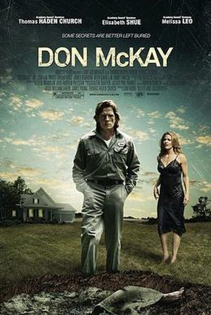 Don McKay (film) - Image: Don Mc Kay poster