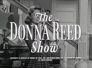 The Donna Reed Show - First season title screen