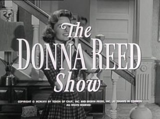 <i>The Donna Reed Show</i>