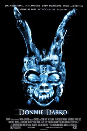 Donnie Darko - Theatrical release poster