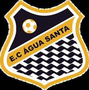 Esporte Clube Água Santa - Image: EC Água Santa