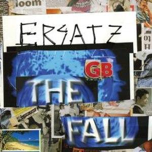 Ersatz GB - Image: Ersatz G.B. cover