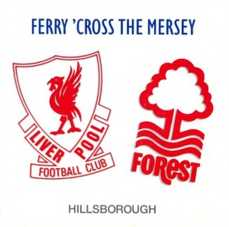 Ferry Cross the Mersey - Image: Ferry Cross the Mercy 1989 single cover