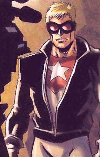 Firebrand (DC Comics) - Image: Firebrand Jurgens