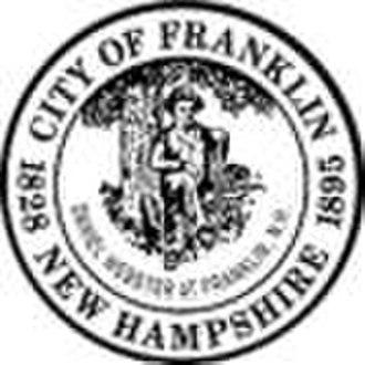 Franklin, New Hampshire - Image: Franklin City Seal