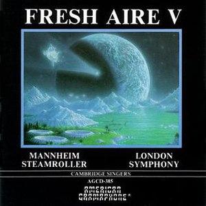 Fresh Aire V - Image: Fresh Aire V