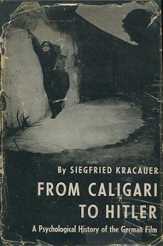 From Caligari to Hitler - First edition (publ. Princeton University Press)