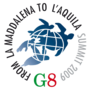 35th G8 summit official logo