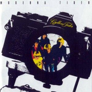Moderna Tider (album) - Image: GT moderna tider album cover