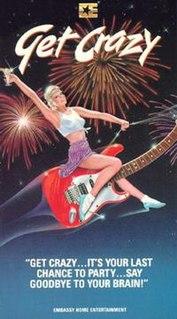 <i>Get Crazy</i> 1983 American musical comedy film