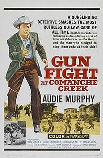 <i>Gunfight at Comanche Creek</i> 1963 film by Frank McDonald