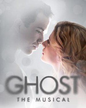 Ghost the Musical - The official poster for Ghost the Musical