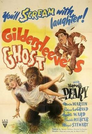 Gildersleeve's Ghost - Theatrical release poster