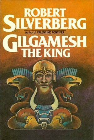 Gilgamesh the King - Cover of first edition (hardcover)