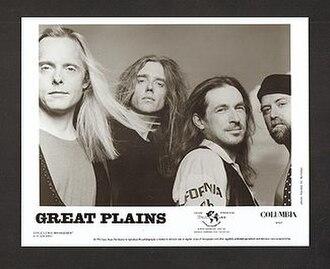 Great Plains (band) - Great Plains, 1991.