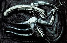 Alien (creature in Alien franchise) - Wikipedia