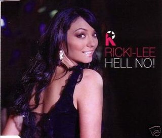 Hell No! 2005 single by Ricki-Lee Coulter