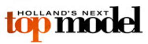 Holland's Next Top Model - Holland's Next Top Model logo used from 2006–2016