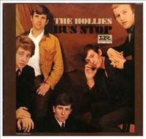 Bus Stop (album) - Image: Hollies Bus Stop album