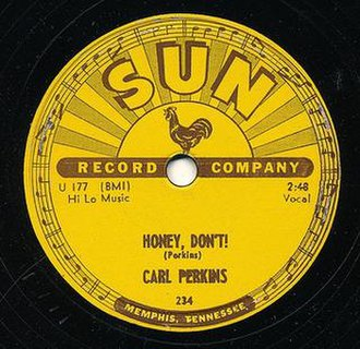 Honey Don't - Image: Honeydont 2