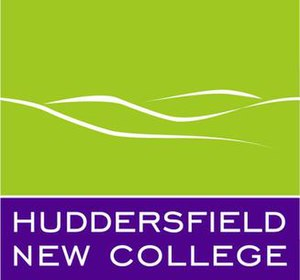 Huddersfield New College - Image: Huddersfield New College logo