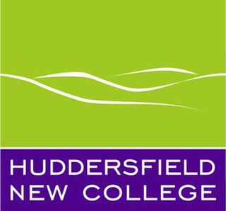 Huddersfield New College Sixth form college in Huddersfield, West Yorkshire, England