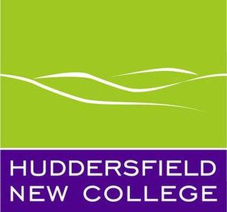 Huddersfield New College - Image: Huddersfield New College logo