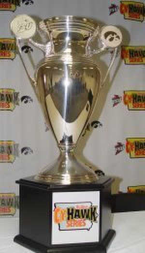 Iowa State Cyclones - Iowa Corn Cy-Hawk Trophy