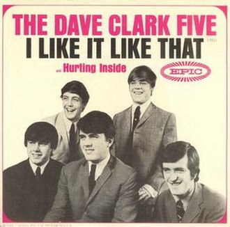 I Like It Like That (Chris Kenner song) - Image: I Like It Like That cover
