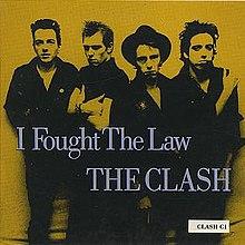I fought the law sex pistol lyric