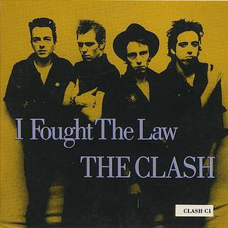 I Fought the Law - Image: I fought the law
