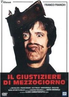 <i>Il giustiziere di mezzogiorno</i> 1975 film by Mario Amendola