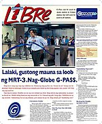 The G-Pass featured on the Inquirer Libre.