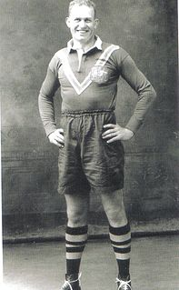 Jack Rayner Australian rugby league player and coach