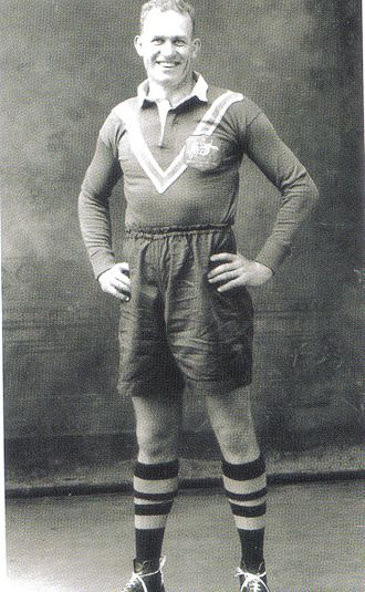 South Sydney Rabbitohs - Jack Rayner ca 1949, Premiership player and coach