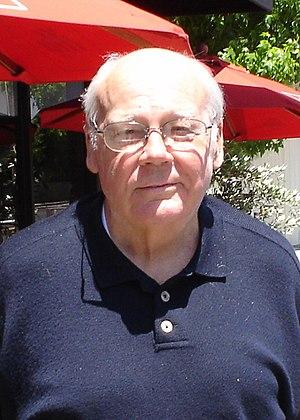 John Christgau - Christgau in Belmont, California, in May 2009.