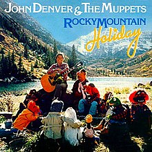 John Denver Rocky Mountain Holiday album cover.jpg
