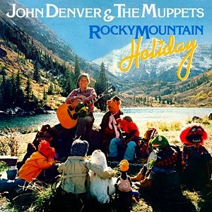 Rocky Mountain Holiday - Image: John Denver Rocky Mountain Holiday album cover